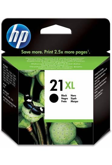Cartucho HP Nº21XL alta capacidad negro C9351CE