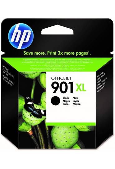 Cartucho HP Nº901XL alta capacidad negro CC654AE