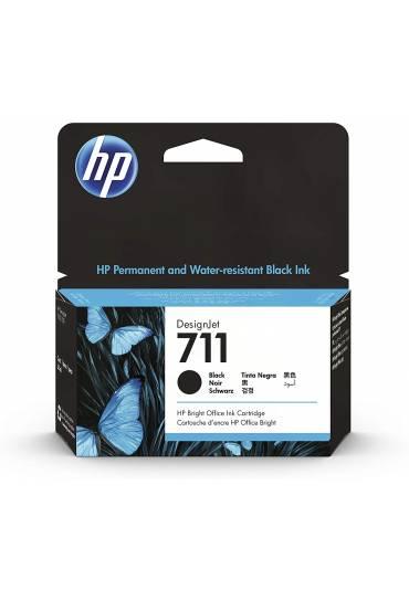 Cartucho HP Nº711 negro CZ129A