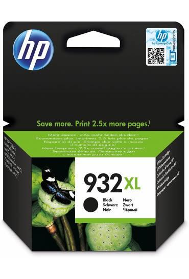 Cartucho HP Nº932XL alta capacidad negro CN053AE