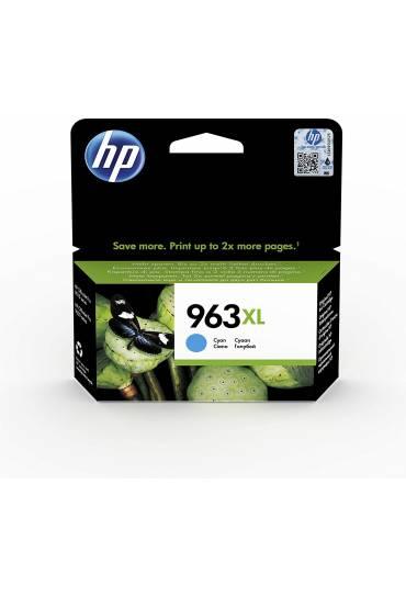 Cartucho HP Nº963XL cyan alta capacidad 3JA27AE