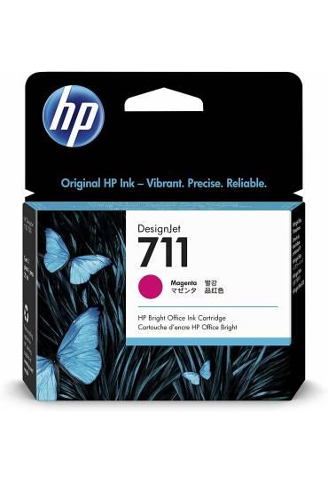 Cartucho HP Nº711 magenta CZ131A