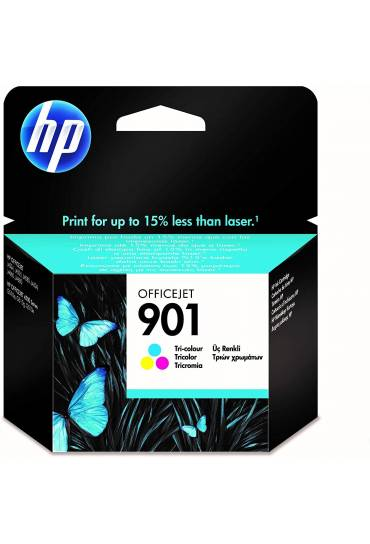 Cartucho HP Nº901 tricolor CC656AE