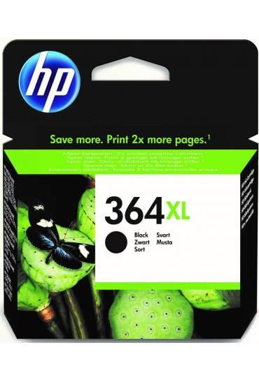 Cartucho HP Nº364XL negro alta capacidad CN684EE