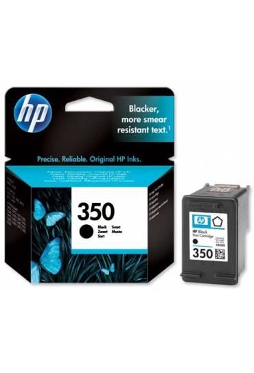 Cartucho HP Nº350 negro CB335EE