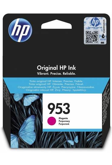 Cartucho HP Nº953 magenta F6U14AE