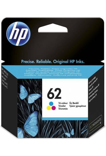 Cartucho HP Nº62 tricolor C2P06AE