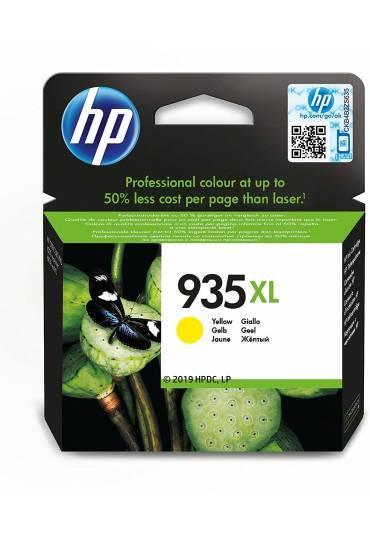 Cartucho HP Nº935XL amarillo alta capacidad C2P26AE
