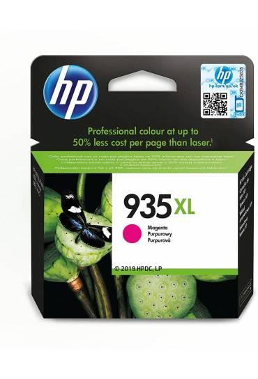 Cartucho HP Nº935XL magenta alta capacidad C2P25AE