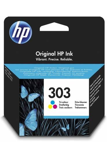 Cartucho HP Nº303 tricolor T6N01AE