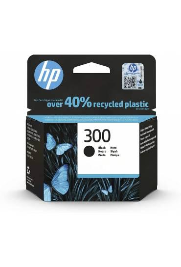Cartucho HP Nº300 negro CC640EE