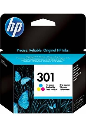 Cartucho HP Nº301 tricolor CH562EE