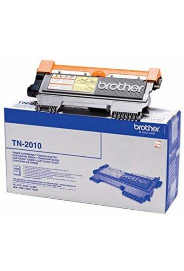Toner Brother HL2130 DCP7055 negro TN2010
