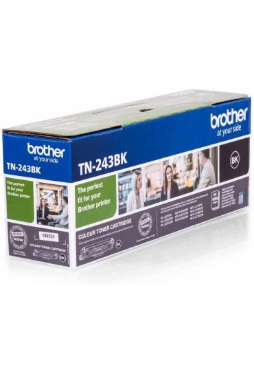 Toner Brother HL L3210 DCP L3550CDW negro TN243BK