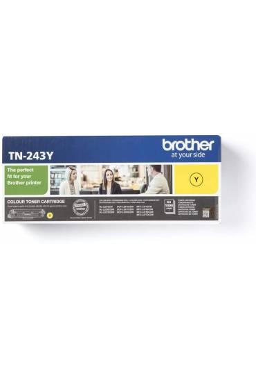 Toner Brother HL L3210 DCP L3550CDW amarillo TN243Y