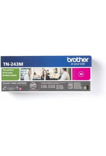 Toner Brother HL L3210 DCP L3550CDW magenta TN243M