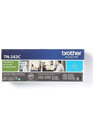 Toner Brother HL L3210 DCP L3550CDW cyan TN243C