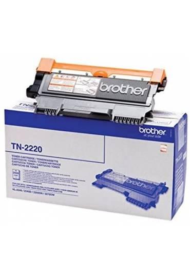 Toner Brother HL2240D 2270DW negro TN2220