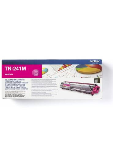 Toner Brother HL3140 DCP9020CDW magenta TN241M