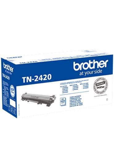 Toner Brother HL L2310D MFC L2710DW negro TN2400