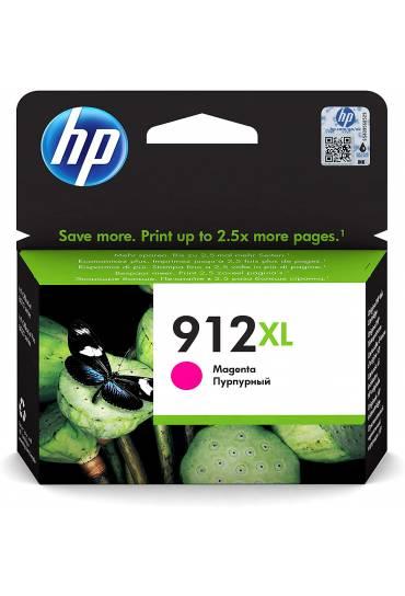 Cartucho HP Nº912XL magenta alta capacidad 3YL82AE
