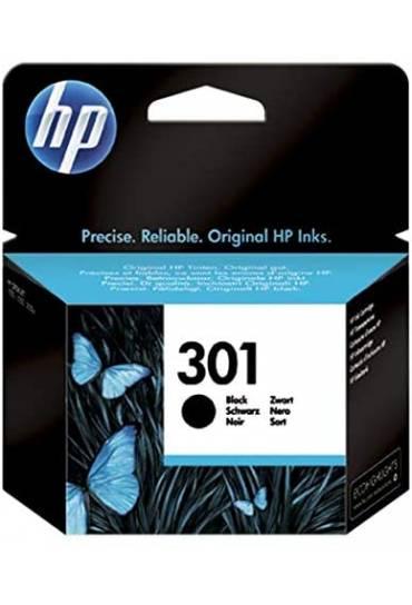 Cartucho HP Nº301 negro CH561EE