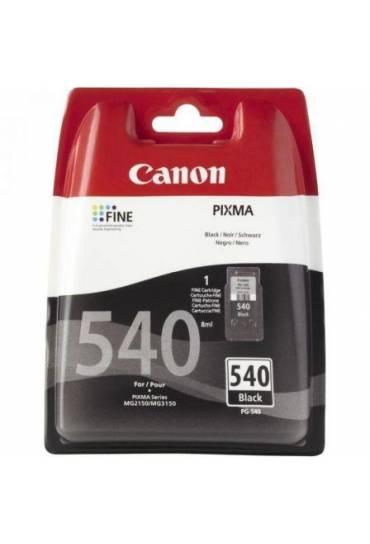 Cartucho tinta Canon MG2150 3150 negro PG540