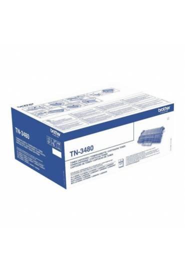 Toner Brother MFC L5750 6300  negro TN3480
