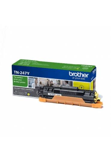 Toner Brother HL L3220CW MFC L3710 amarillo TN247Y