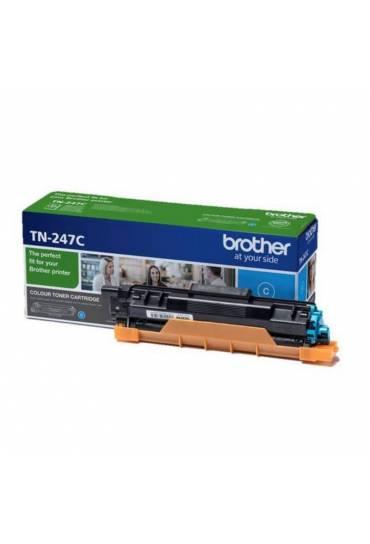 Toner Brother HL L3220CW MFC L3710 cyan TN247C