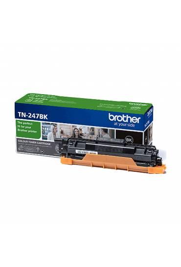 Toner Brother HL L3220CW MFC L3710 negro TN247BK