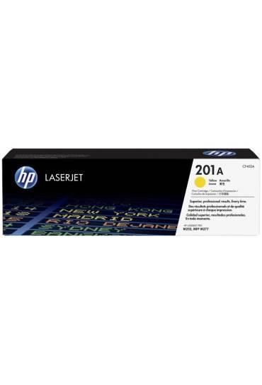 Toner HP Laserjet Nº201A amarillo CF402A