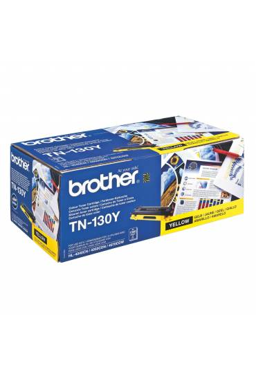 Toner Brother 4050CN Yellow TN130Y