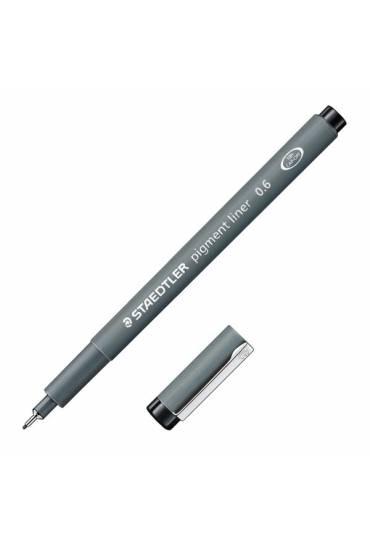 Rotulador calibrado pigment liner308 0.6 Staedtler