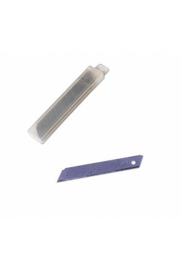 Cuchillas cutter 9mm pack 10 unidades