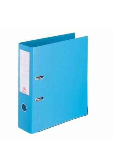 Archivador folio 55 mm forrado PP JMB azul lavanda