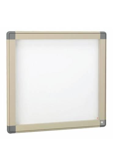 Vitrina exterior JMB puerta cristal 71x74 arena
