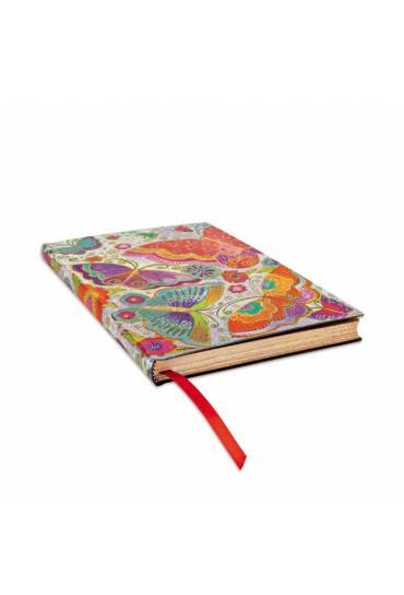 Cuaderno Paperblanks Flex Mariposas liso Midi
