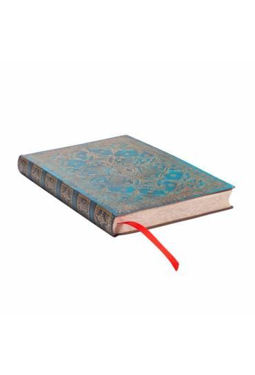 Cuaderno Paperblanks Flex Azur liso Midi