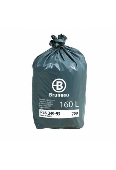 Bolsas basura gris 160 litros JMB 200 bolsas