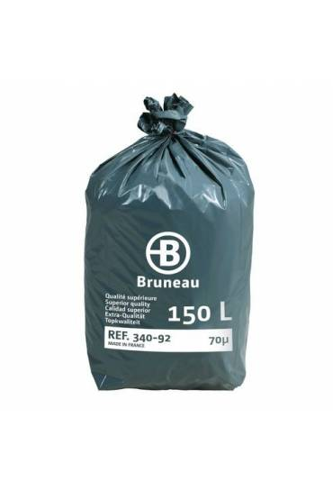 Bolsas basura gris 150 litros JMB 200 bolsas