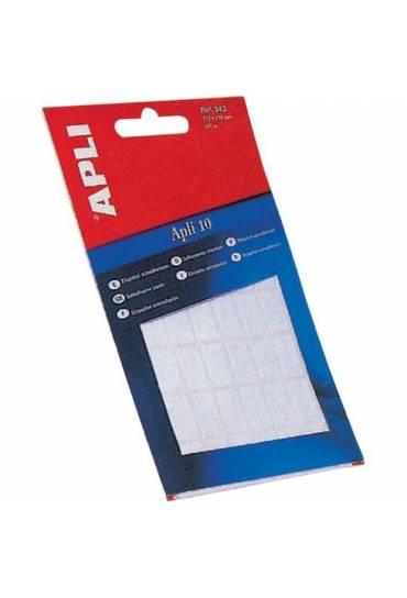 Bolsa 10 hojas 210 etiquetas Apli 1638  13x50