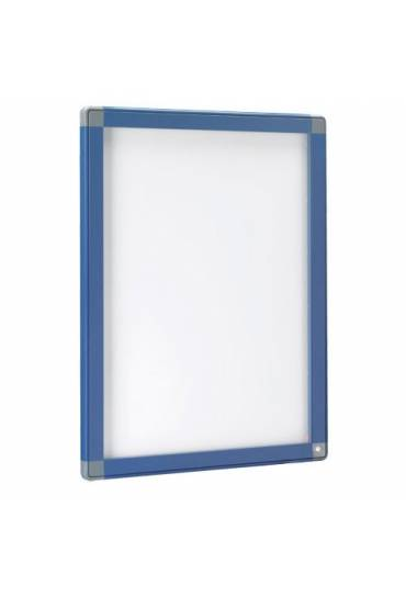 Vitrina exterior JMB puerta cristal 101x74 azul