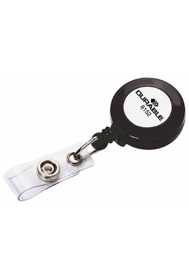Cordon extensible Durable con botón caja 10 unds