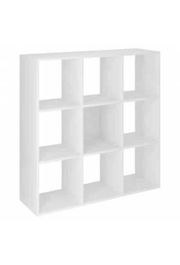 Estenteria 9 casillas blanco