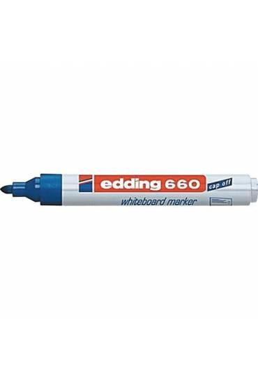 Rotulador pizarra Edding 660 Azul