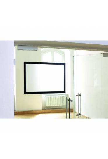 Marco adhesivo duraframe poster A1 negro
