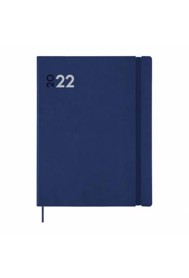 Agenda Finocam Dynamic Mara Y12 D/P azul