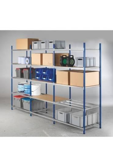 Estantería industrial Pro inicial 200x125x40 cm