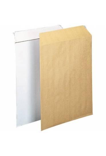 Bolsas blancas dorso carton 260x360 caja de 125